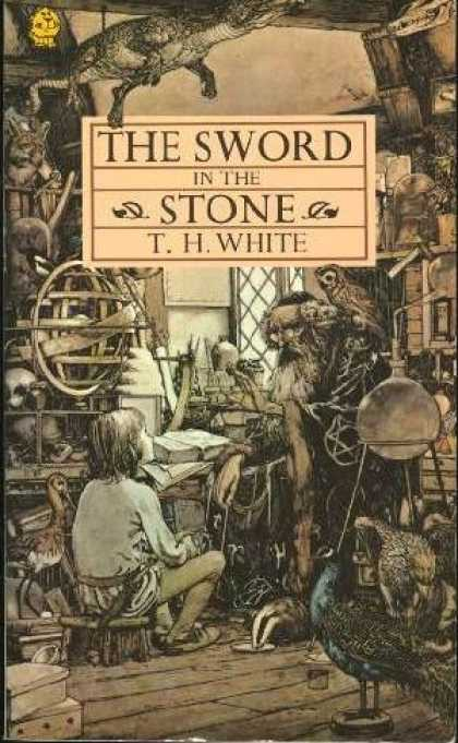 Classic Children's Books - The Sword in the Stone
