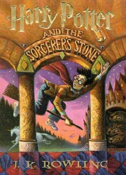 Classic Children's Books - Harry Potter Books 1-7