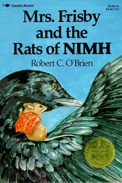 Classic Children's Books - Mrs. Frisby and the Rats of NIMH