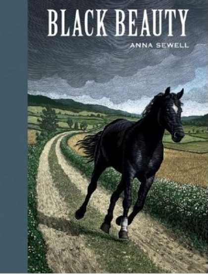 Book Cover Of Black Beauty : Classic children s book covers