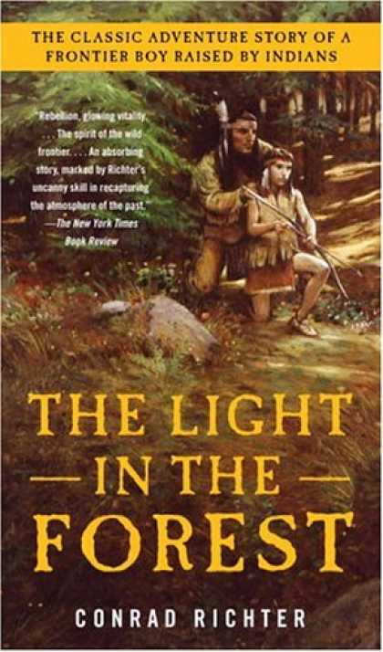 Classic Children's Books - The Light in the Forest