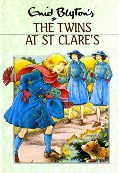 Classic Children's Books - The Twins at St Clare's