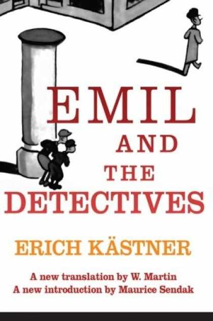 Classic Children's Books - Emil and the Detectives