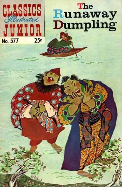 Classics Illustrated Junior - The Runaway Dumpling