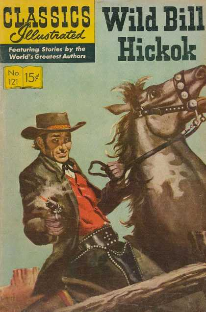 Classics Illustrated - Wild Bill Hickock