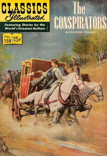 Classics Illustrated - The Conspirators