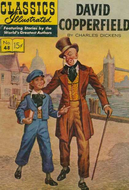 Classics Illustrated - David Copperfield