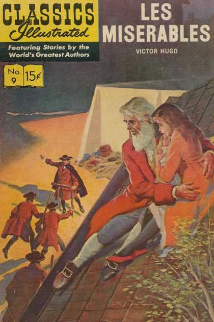 Classics Illustrated - Les Miserables - Mike Ploog