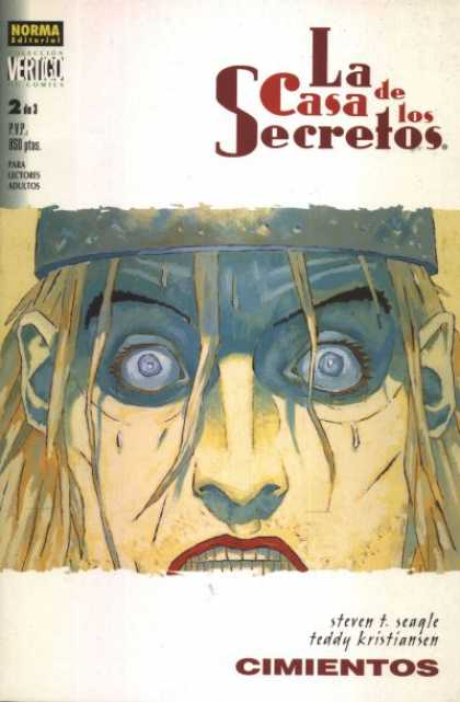 Coleccion Vertigo (Spain) 12