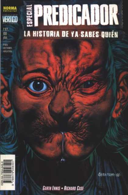 Coleccion Vertigo (Spain) 23