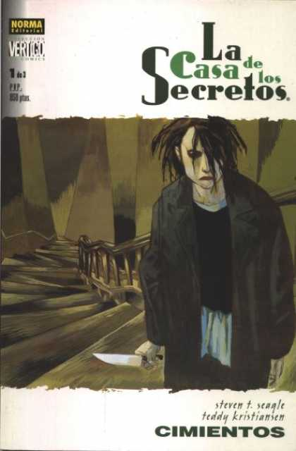 Coleccion Vertigo (Spain) 9