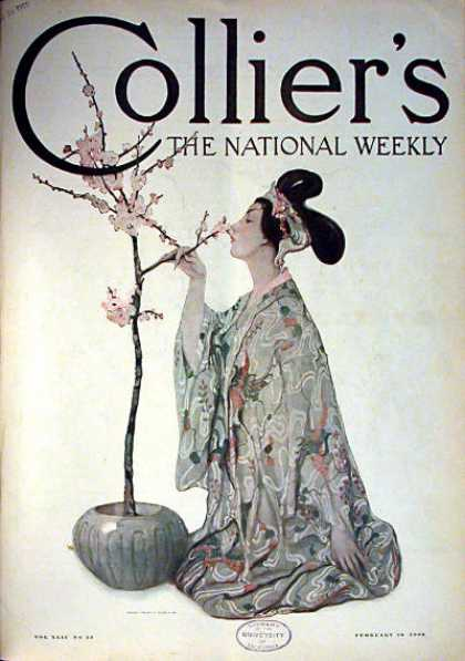 Collier's Weekly - 2/1909