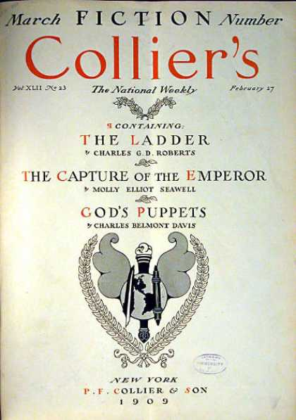 Collier's Weekly - 7/1909