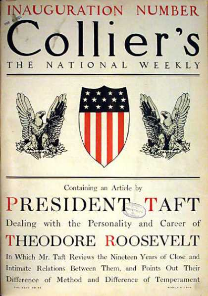Collier's Weekly - 6/1909