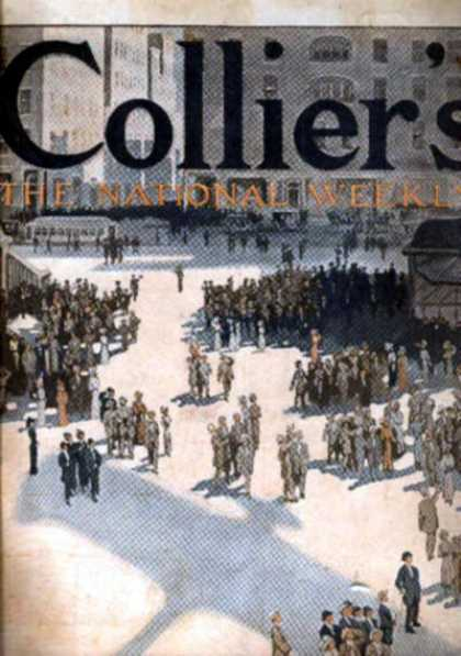 Collier's Weekly - 5/1911