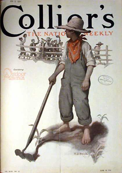 Collier's Weekly - 10/1911