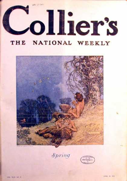 Collier's Weekly - 4/1912