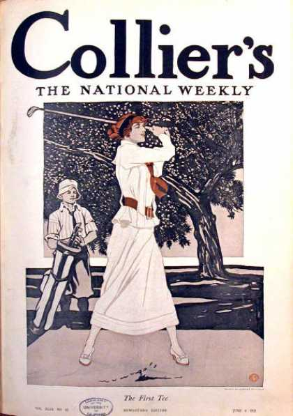 Collier's Weekly - 8/1912