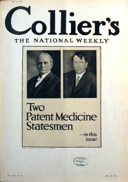 Collier's Weekly - 6/1912