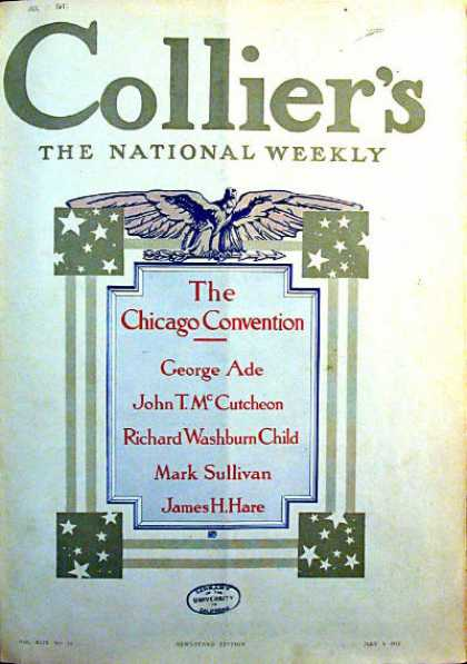 Collier's Weekly - 7/1912