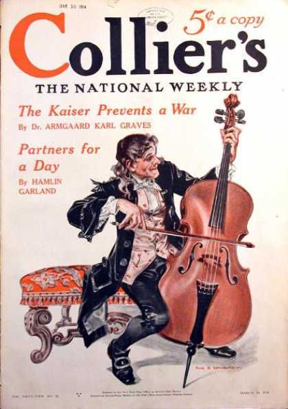 Collier's Weekly - 4/1914