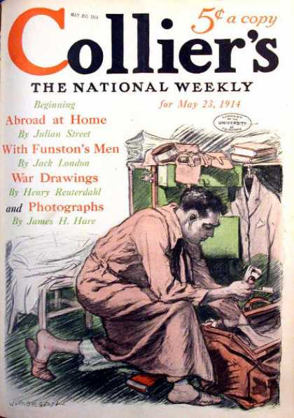 Collier's Weekly - 5/1914