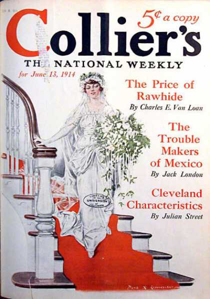 Collier's Weekly - 6/1914