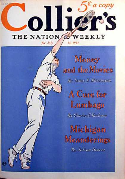 Collier's Weekly - 8/1914