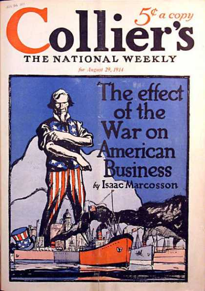 Collier's Weekly - 9/1914