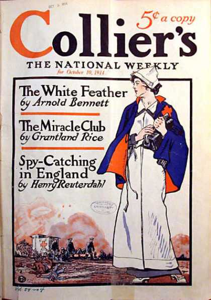 Collier's Weekly - 10/1914