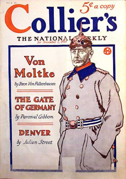 Collier's Weekly - 11/1914