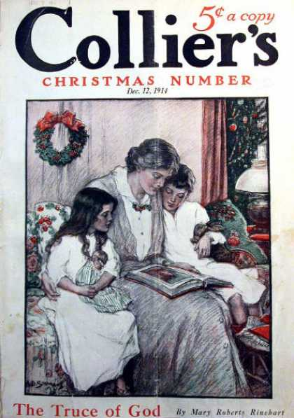 Collier's Weekly - 12/1914