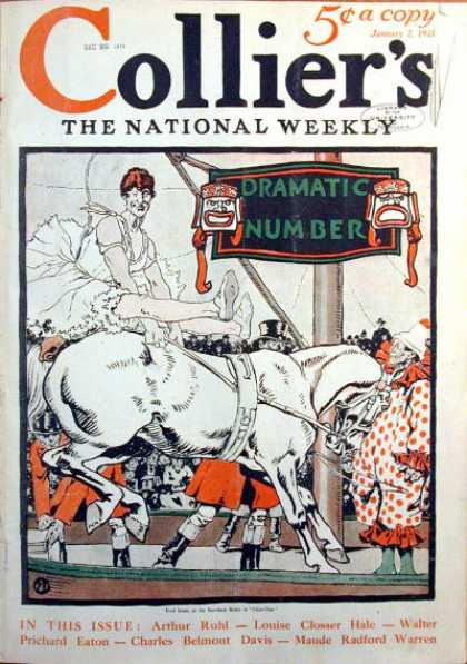 Collier's Weekly - 10/1915