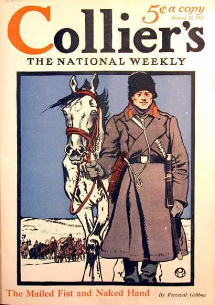 Collier's Weekly - 12/1915