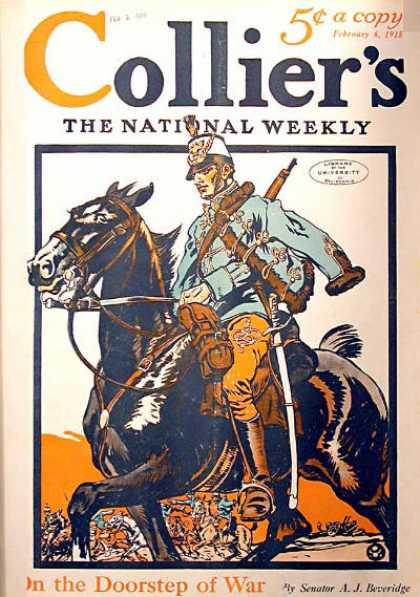 Collier's Weekly - 6/1915