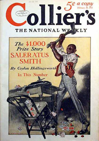 Collier's Weekly - 2/1915