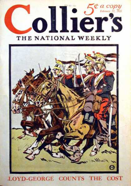 Collier's Weekly - 7/1915