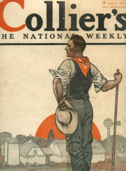 Collier's Weekly - 7/1917