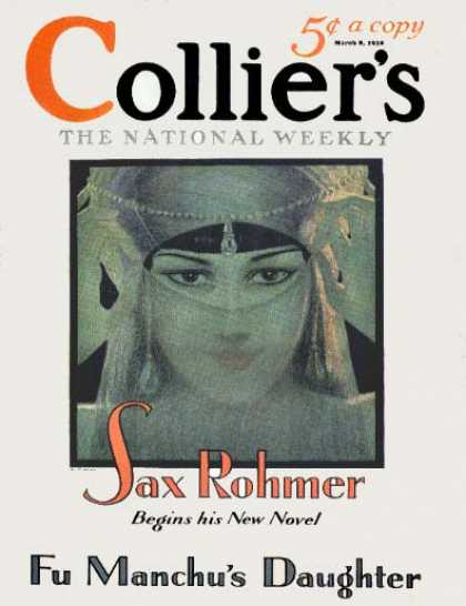 Collier's Weekly - 8/1930