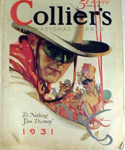 Collier's Weekly - 10/1931