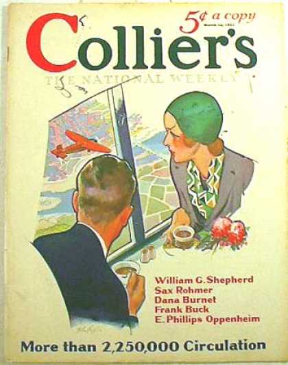 Collier's Weekly - 4/1931