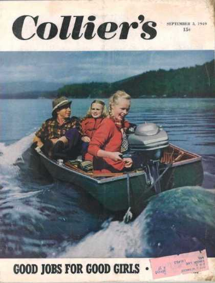 Collier's Weekly - 9/1949