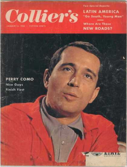 Collier's Weekly - 10/1956
