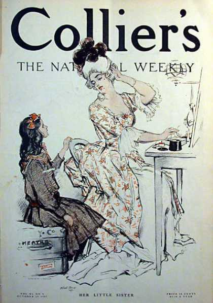 Collier's Weekly - 10/1907