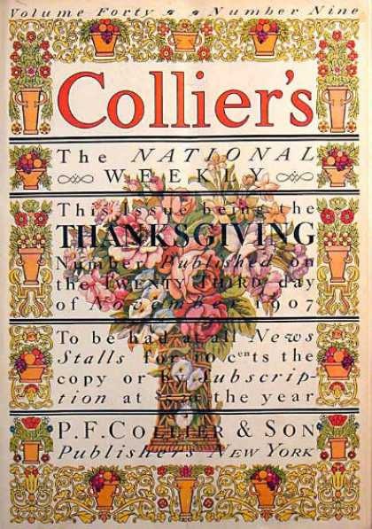 Collier's Weekly - 12/1907