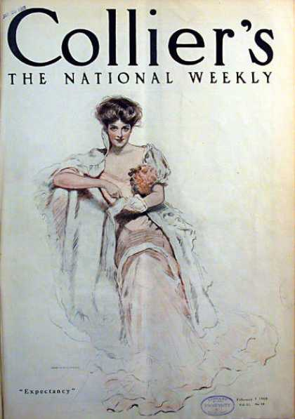 Collier's Weekly - 2/1908