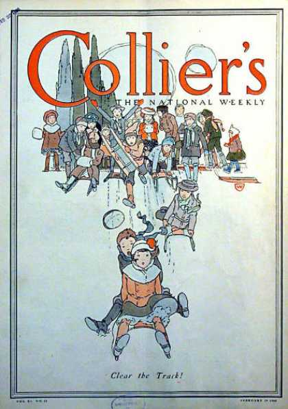 Collier's Weekly - 9/1908