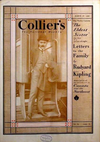 Collier's Weekly - 4/1908