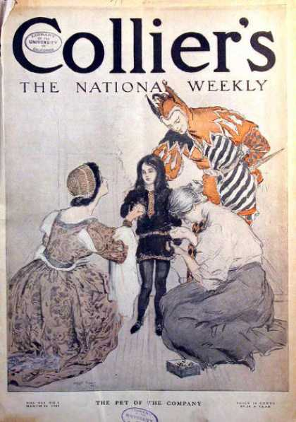 Collier's Weekly - 8/1908