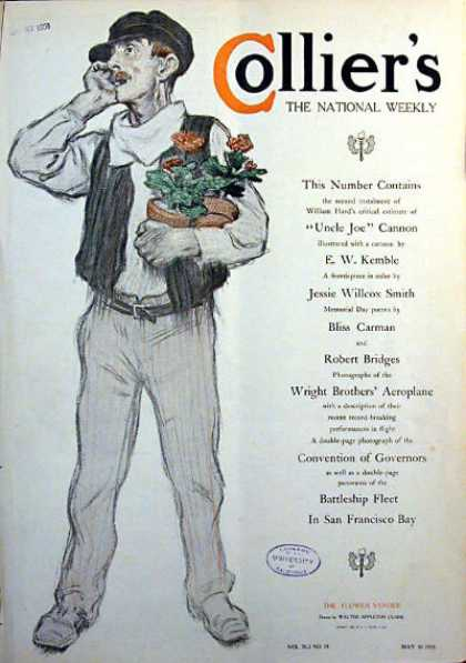 Collier's Weekly - 5/1908